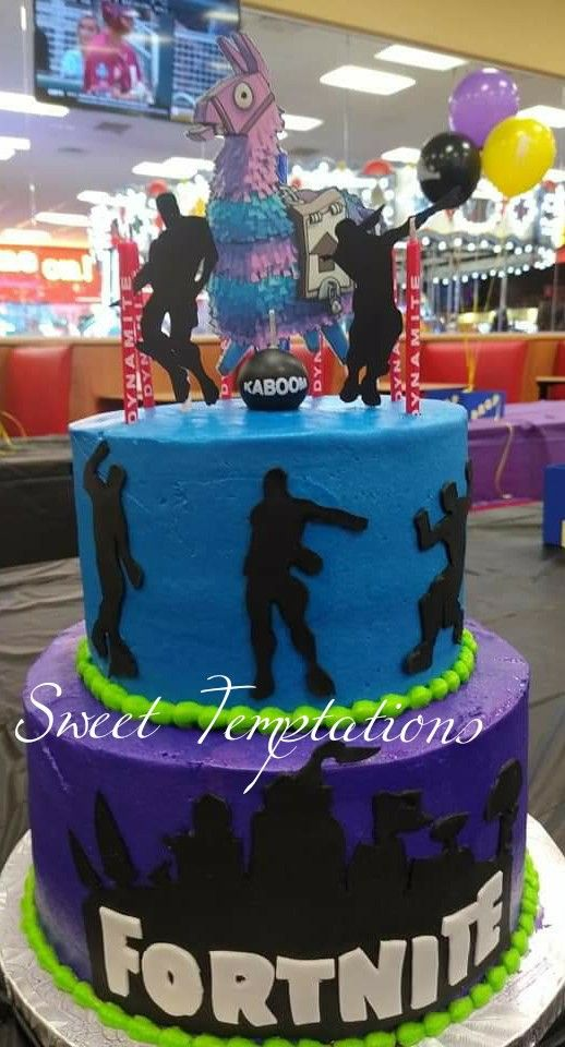 Fortnite Dance Cake Dance Cakes Toy Story Birthday Party Video Games Birthday Party