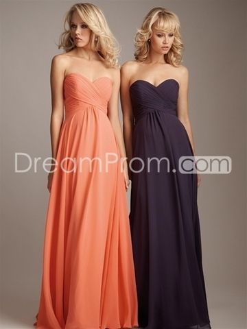 Bridesmaids dress but in a different color. Like the flow of it