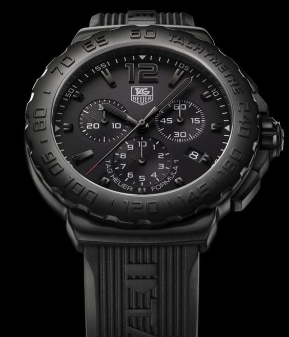 Tag Heuer: Tag Heuer, But, Timepiece, Heuer Formula, Stealth Watch