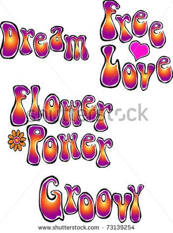 hippie Clip Art | Hippie Love Clipart | ClipArtHut - Free Clipart