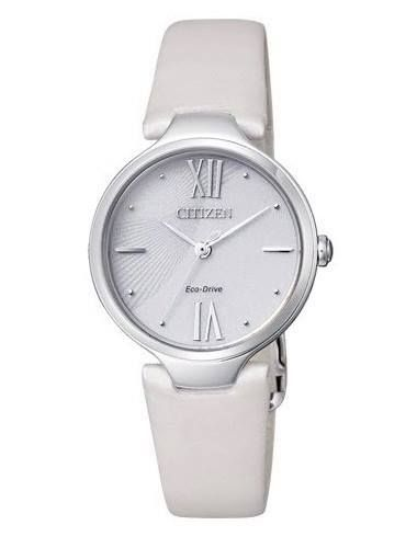 Ladies' Citizen Eco-Drive from € 160,- for € 119,- Forget chocolates for Valentine's Day that add on those avoidable kilos, bring a smile on the face of someone very special and give a watch that is personal that leaves a lasting memory. www.megawatchoutlet.com