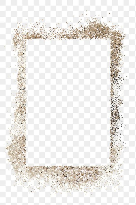 Dusty Gold Frame Transparent Png Free Image By Rawpixel Com Aew Frame Gold Frame Glitter Frame
