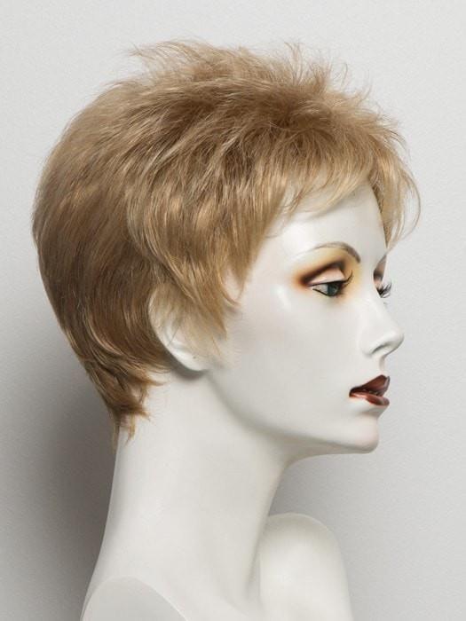 Power | Short Synthetic Wig (Basic Cap) |