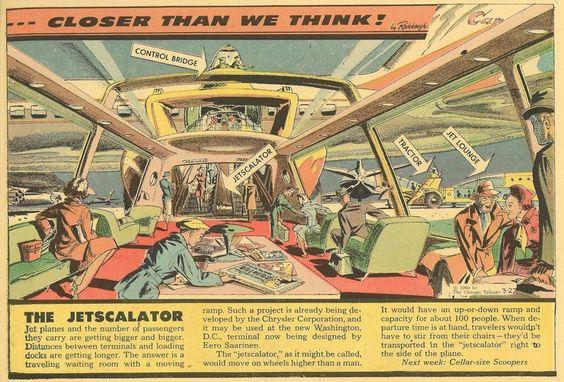 Jetscalator 1960