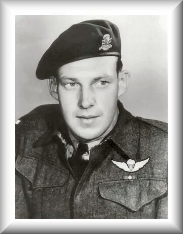 Toronto native, Corporal Frederick George Topham, VC. He and his wife, Mary, lived on the street in Etobicoke where I grew up. It was Mrs. Topham who showed us the Victoria Cross that 'Top' had been awarded for valour while fighting in Germany during WWII. A true war hero used to feed deli roast beef to our dog when we walked her past his house!