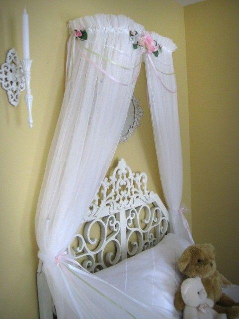 CUSTOM Boutique BeD Canopy princesa Jessica por SoZoeyBoutique