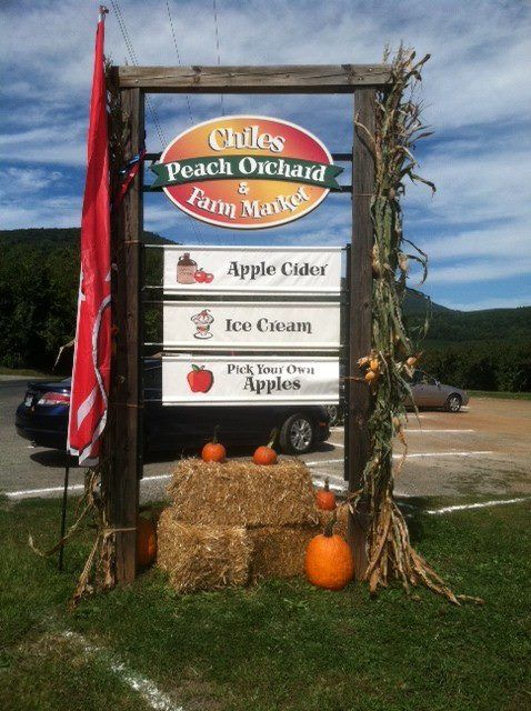 Chiles Peach Orchard, Crozet VA