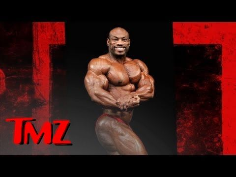 Mr Olympia Reveals Bodybuilding Secret Dexter Jackson Olympia Mr Olympia