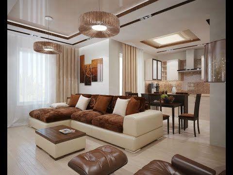 ديكورات شقق مودرن كاملة هل ترغب في تجديد منزلك من الكلاسيكي إلي المودرن أو تريد تأسيس منزل طراز مودرن Brown Living Room Elegant Living Room Living Room Designs