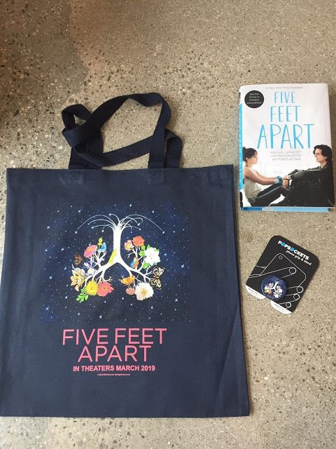 Five Feet Apart Is In Theaters On March 15th Giveaway Feet Book Giveaways Cole Sprouse