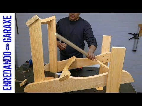 How To Assemble The Adirondack Chair Youtube Woodworking