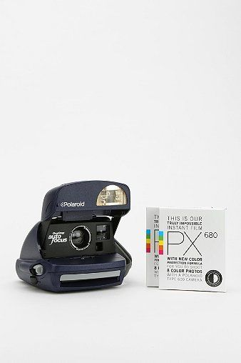... 600 Instant Camera  Urban outfitters, Instant camera and Polaroid