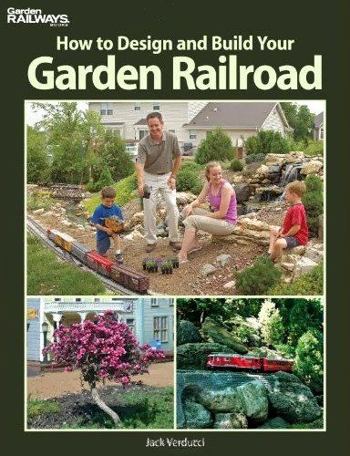 How to Design and Build Your Garden Railroad by Jack Verducci, http://www.amazon.com/dp/B002EBQRIW/ref=cm_sw_r_pi_dp_SWJkrb13GDXQ1