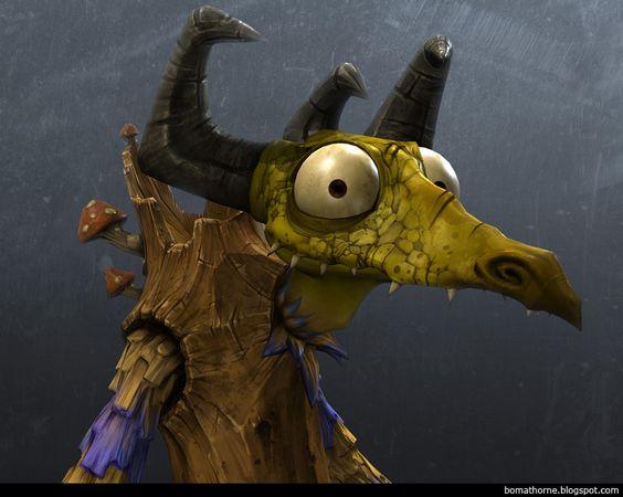 Bo Mathorne: Monster