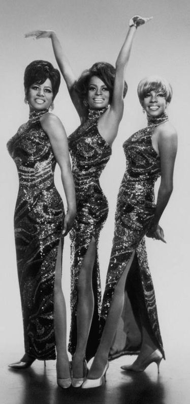 The Supremes, female singing group and the premier act of Motown Records. You Keep Me Hangin' On - https://www.youtube.com/watch?v=t3bjMtqpGBw