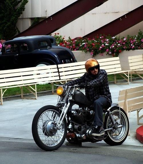 Caferacersandvans Cafe Racers Vans Motorcycle Harley Bobber