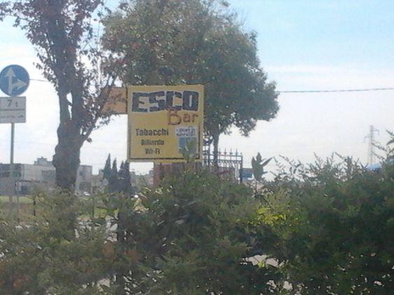 Esco Bar