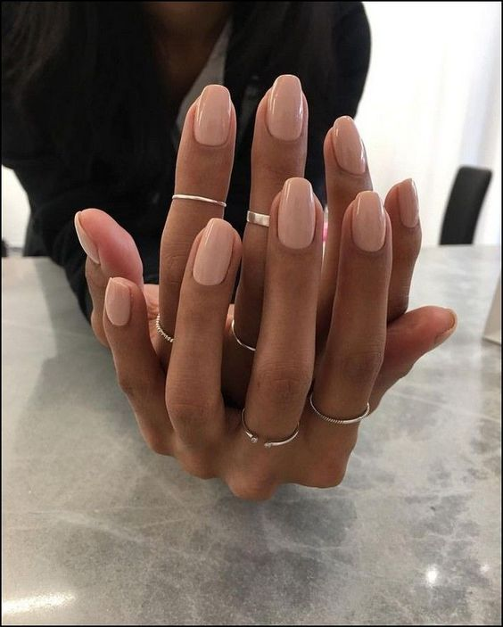 A Guide To Neutral Nail Colors 25 Neutral Colors And How To