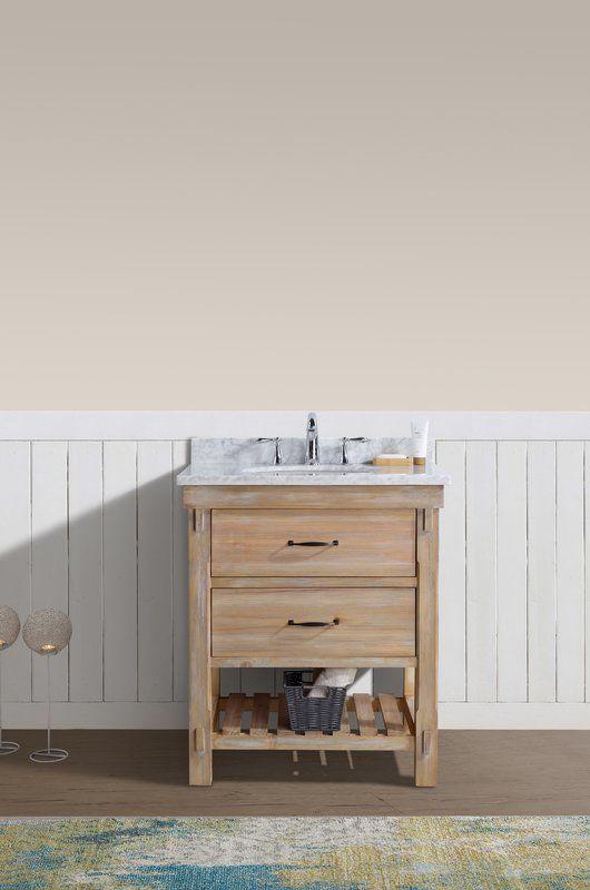 Kordell 30 Single Bathroom Vanity Set Reviews Joss Main Cottage Style Bathrooms Single Bathroom Vanity Bathroom Furniture