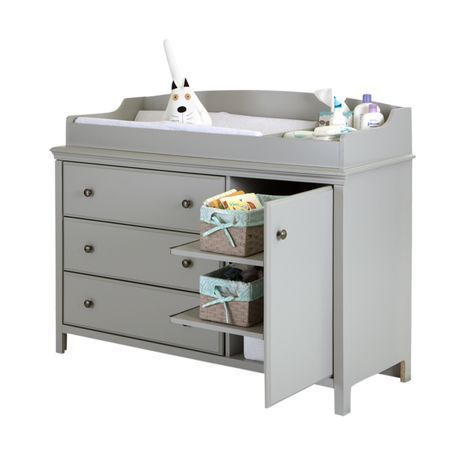 44+ Grey changing table dresser ideas