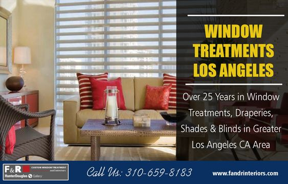 Window Treatments Los Angeles