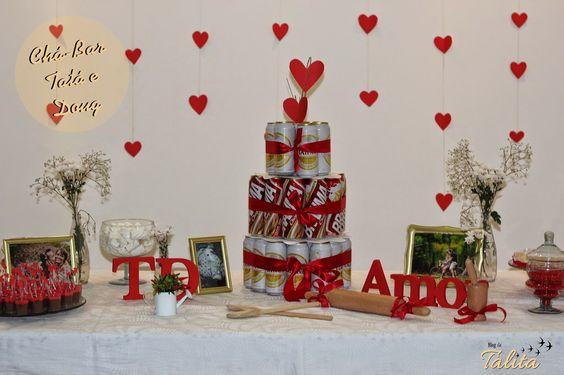 Blog da Talita: Chá Bar Tatá e Doug: convite, decoração e brincadeiras!