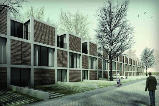Officierenwijk Residential Zone Winning Proposal / META Architectuurbureau