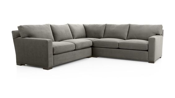 Axis II 3-Piece Sectional Sofa  $4000