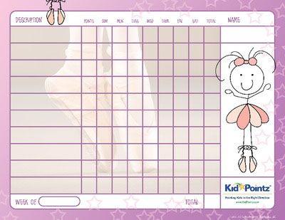 Behavior Charts/Homework