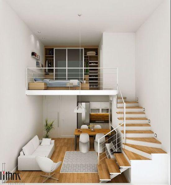 36 Desain Interior Rumah Minimalis Dengan Lantai Mezzanine 1000 Inspirasi Desain Arsitektur Teknologi Desain Interior Rumah Rumah Minimalis Desain Interior
