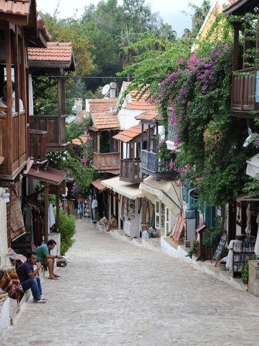 Kaş, Antalya, Turkey