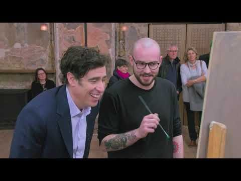 Portrait Artist Of The Year 2020 Episode 1 Youtube In 2020 Portrait Artist Portrait Artist