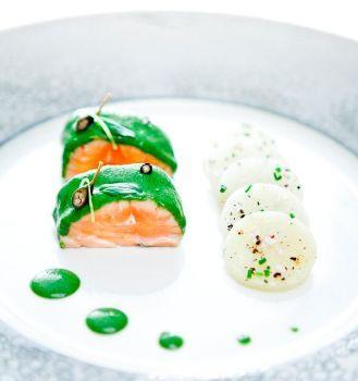 Alain ducasse at the dorchester londres michelin 39 s for Alain karsenty cuisine