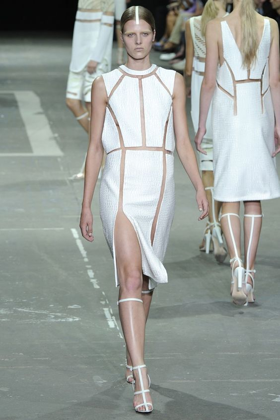 Alexander Wang RTW Spring 2013 - Runway, Fashion Week, Reviews and Slideshows - WWD.com