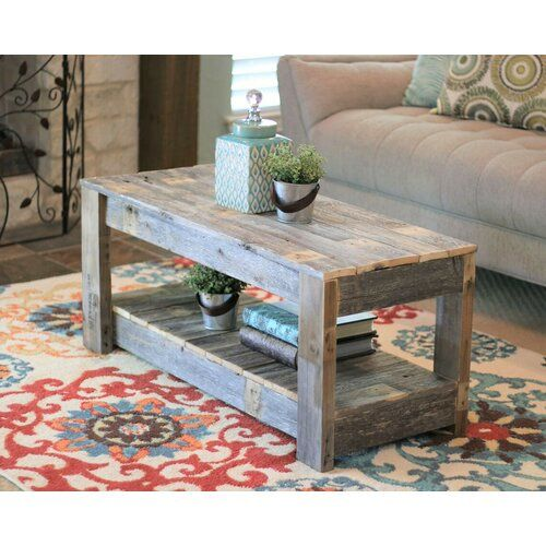 Heng Solid Wood Dining Table In 2021 Coffee Table Farmhouse Unfinished Coffee Table Coffee Table Wood