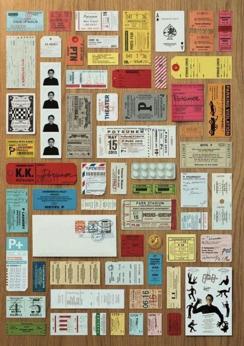 Japanese Poster: Live Potsunen P+. Good Design Company. 2013