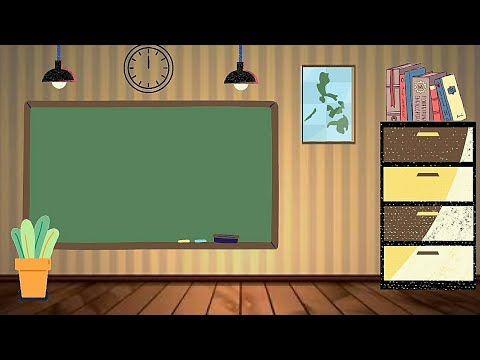 BACKGROUND ANIMASI BERGERAK CLASSROOM 2 - YouTube Di 2021 | Ide Ruang  Kelas, Papan Kelas, Tema Kelas