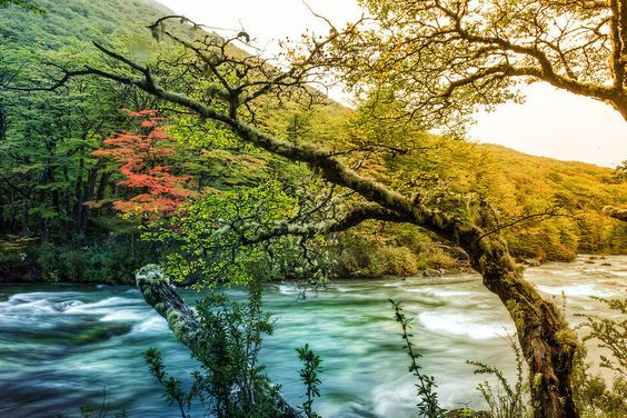 A river that couldn't be river in Argentina. from Trey Ratcliff at http://www.StuckInCustoms.com