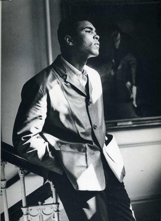 Muhammad Ali. °: