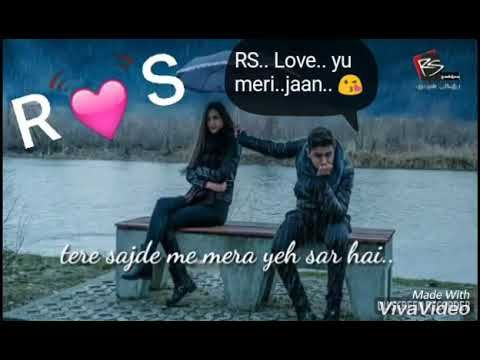 Rs Love Youtube Love Story Video Bollywood Music Videos Love Images With Name