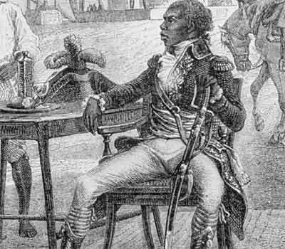 The Unsung Heroes of Abolition -Toussaint L'Ouverture -the Haitian #revolutionary and statesman who defeated both the British and French armies