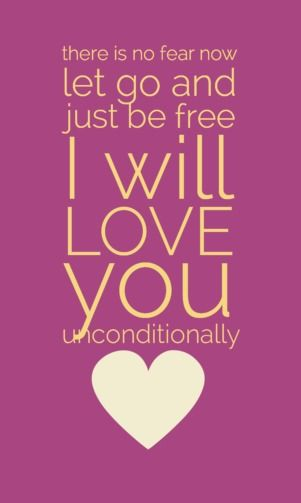 """There is no fear now. Let go and just be free. I will love you unconditionally."" Katy Perry-Unconditionally Lyrics  #lyrics #KatyPerry"