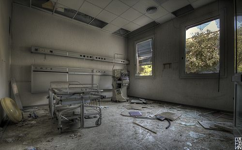 Dreadful Hospital #14