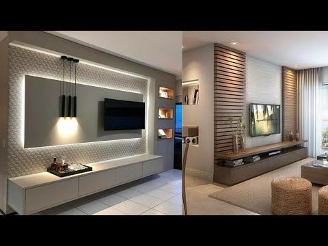 Top 100 Modern Tv Cabinets For Living Rooms Home Wall Decorating Ideas 2021 Youtube Tv Cabinet Design Modern Modern Tv Wall Units Tv Room Design