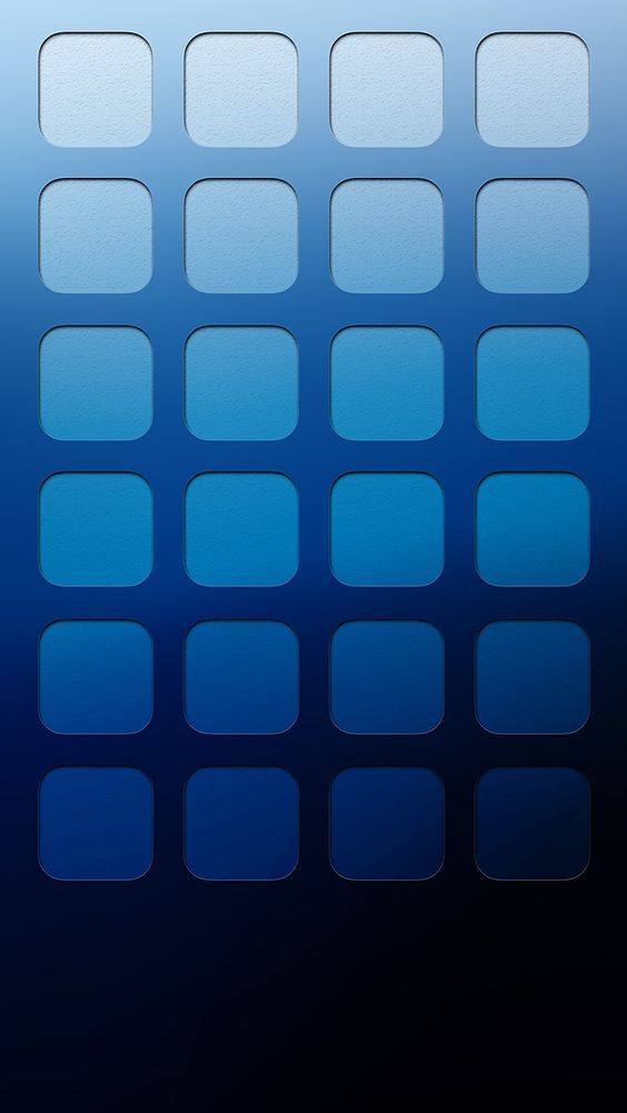 TAP AND GET THE FREE APP Shelves Icons Ombre Simple Blue