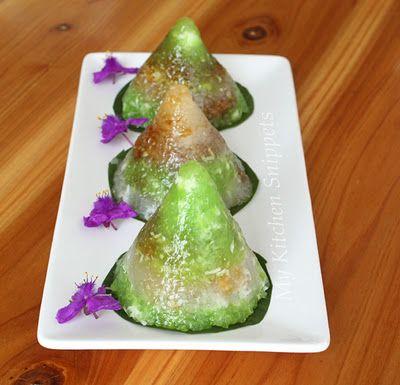 Tapioca Pearls With Palm Sugar