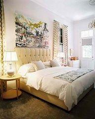 Luscious bedrooms - mylusciouslife.com - Headboard inspiration