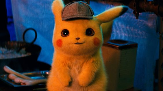 Detective Pikachu release in May this year.