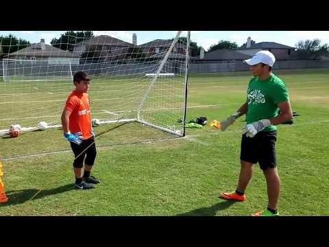 Sebastian Lutin U12 Goalkeeper Training 06 15 2018 Youtube Goalkeeper Training Goalkeeper Soccer Goalie