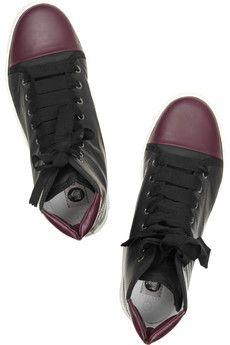 leather kicks